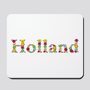 Holland Bright Flowers Mousepad