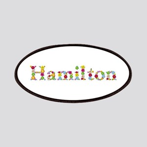 Hamilton Bright Flowers Patch