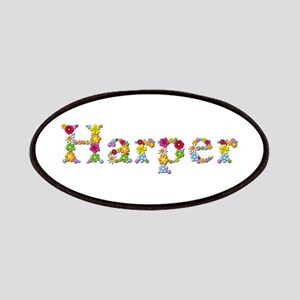 Harper Bright Flowers Patch