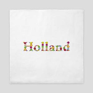 Holland Bright Flowers Queen Duvet