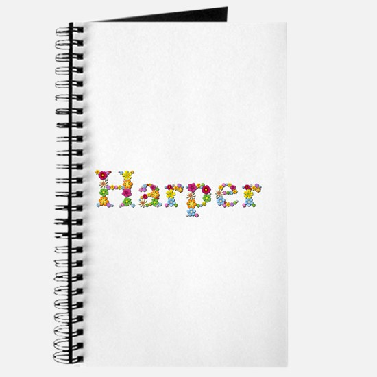 Harper Bright Flowers Journal
