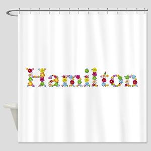 Hamilton Bright Flowers Shower Curtain