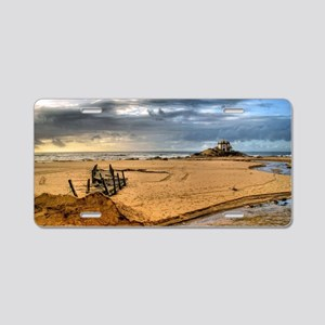 Lord of Stone in Miramar Aluminum License Plate