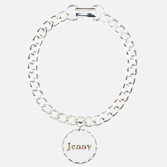 Jenny Bright Flowers Bracelet