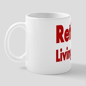 RETIREMENT  Living the Dreams 2 Mug