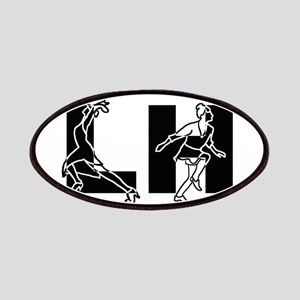 Lindy Hop - Dancers Patches