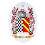 Echeberri Ornament (Oval)