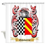 Echebarria Shower Curtain