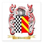Echarri Square Car Magnet 3