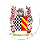 Echarri Round Car Magnet