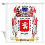 Echallier Shower Curtain