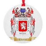 Echalier Round Ornament