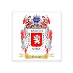 Echalier Square Sticker 3