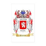 Echalier Sticker (Rectangle 50 pk)