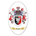 Eaves Sticker (Oval)