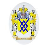 Eaton Ornament (Oval)