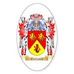 Eastwood Sticker (Oval 50 pk)