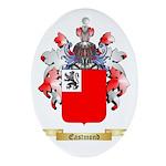 Eastmond Ornament (Oval)