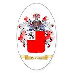 Eastman Sticker (Oval 10 pk)