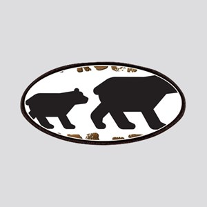 Proud Papa Bear Patches