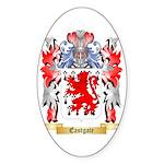 Eastgate Sticker (Oval)