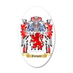 Eastgate 20x12 Oval Wall Decal
