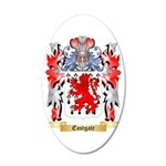 Eastgate 35x21 Oval Wall Decal