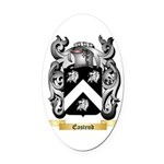 Eastend Oval Car Magnet