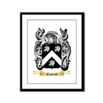 Eastend Framed Panel Print
