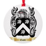 Easte Round Ornament