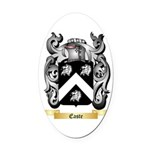 Easte Oval Car Magnet