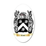 Easte 20x12 Oval Wall Decal