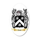 Easte 35x21 Oval Wall Decal