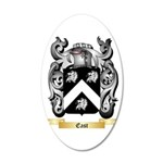 East 20x12 Oval Wall Decal