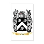 East 35x21 Wall Decal