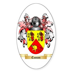 Easson Sticker (Oval)