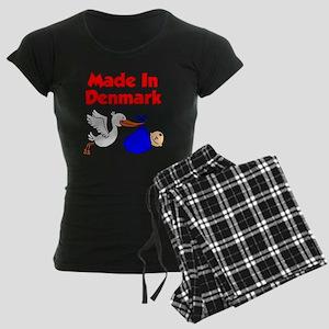 Made In Denmark Boy Women's Dark Pajamas