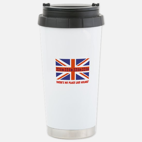 No Place Like Holme... Travel Mug