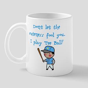 Tee Ball Boy Mug
