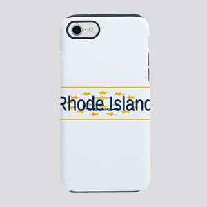 Rhode Island iPhone 7 Tough Case