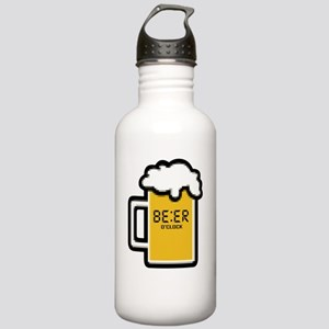 Beer O Clock Stainless Water Bottle 1.0L