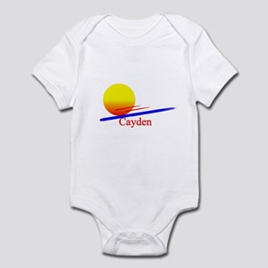 Cayden Infant Bodysuit