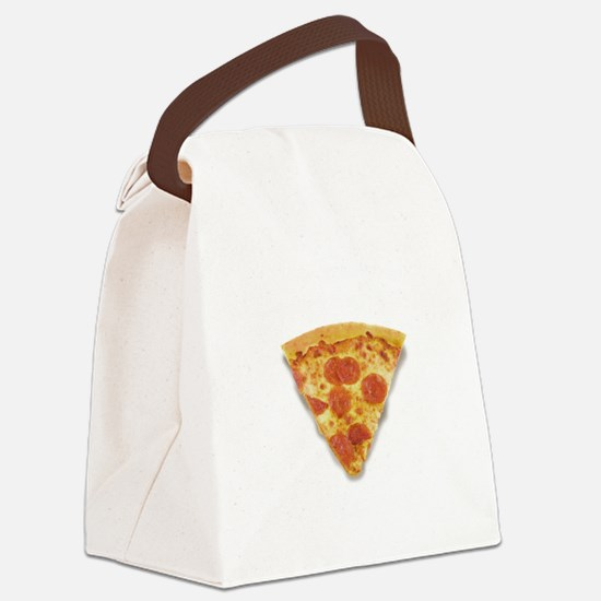 Im actually in a relationship Canvas Lunch Bag
