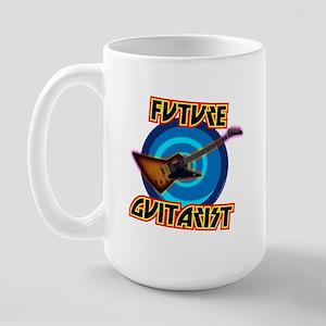 Future Guitarist Large Mug