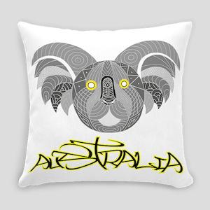 Australian Aboriginal Art - Souven Everyday Pillow