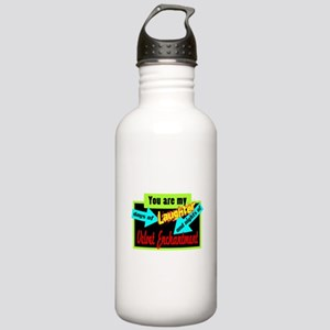 Laughter And Enchantment Water Bottle
