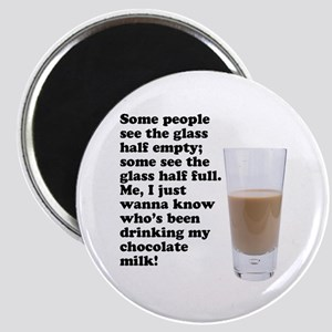 Chocolate Milk Magnet