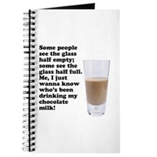 Chocolate Milk Journal