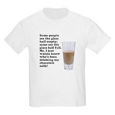 Chocolate Milk Kids Light T-Shirt