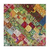 Quilter Tile Coasters